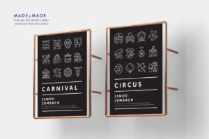 made x made icons carnival
