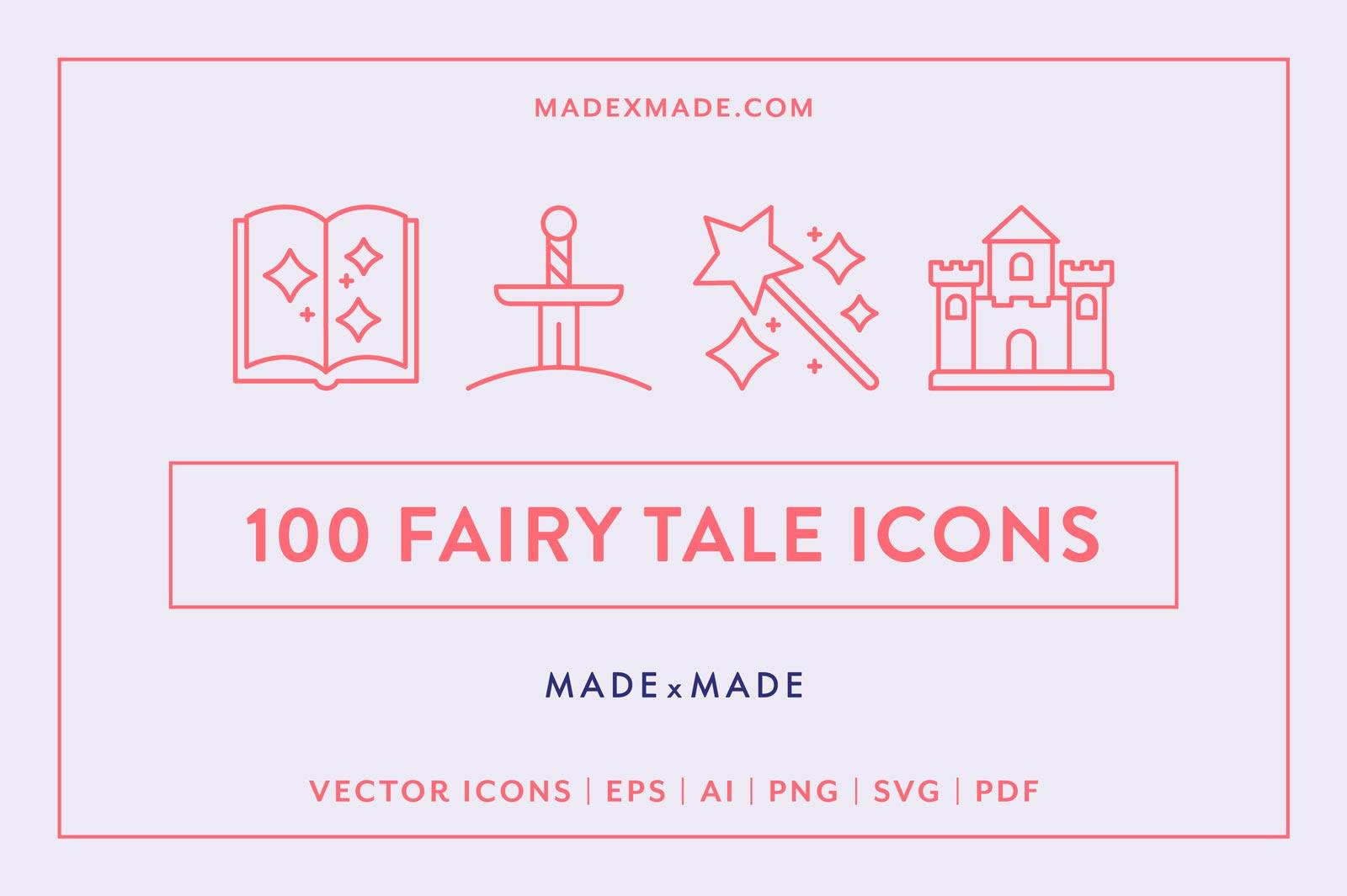 made x made fairytale