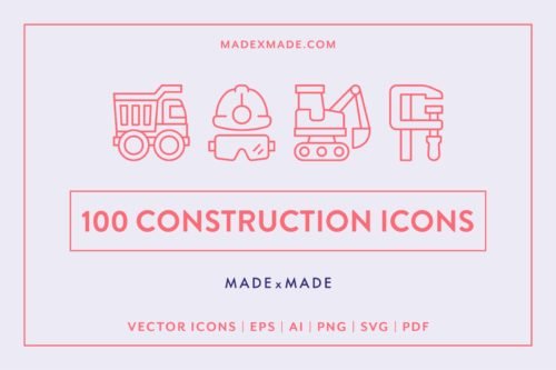 made x made icons construction