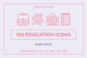 made x made icons education