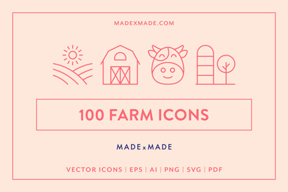 made x made icons farm cover