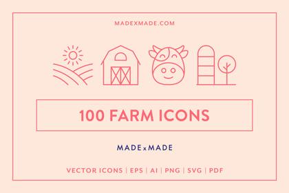 made x made icons farm cover