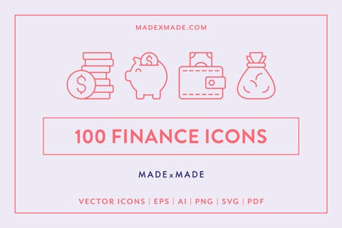 made x made icons finance cover