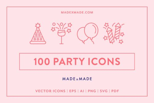 made x made icons party