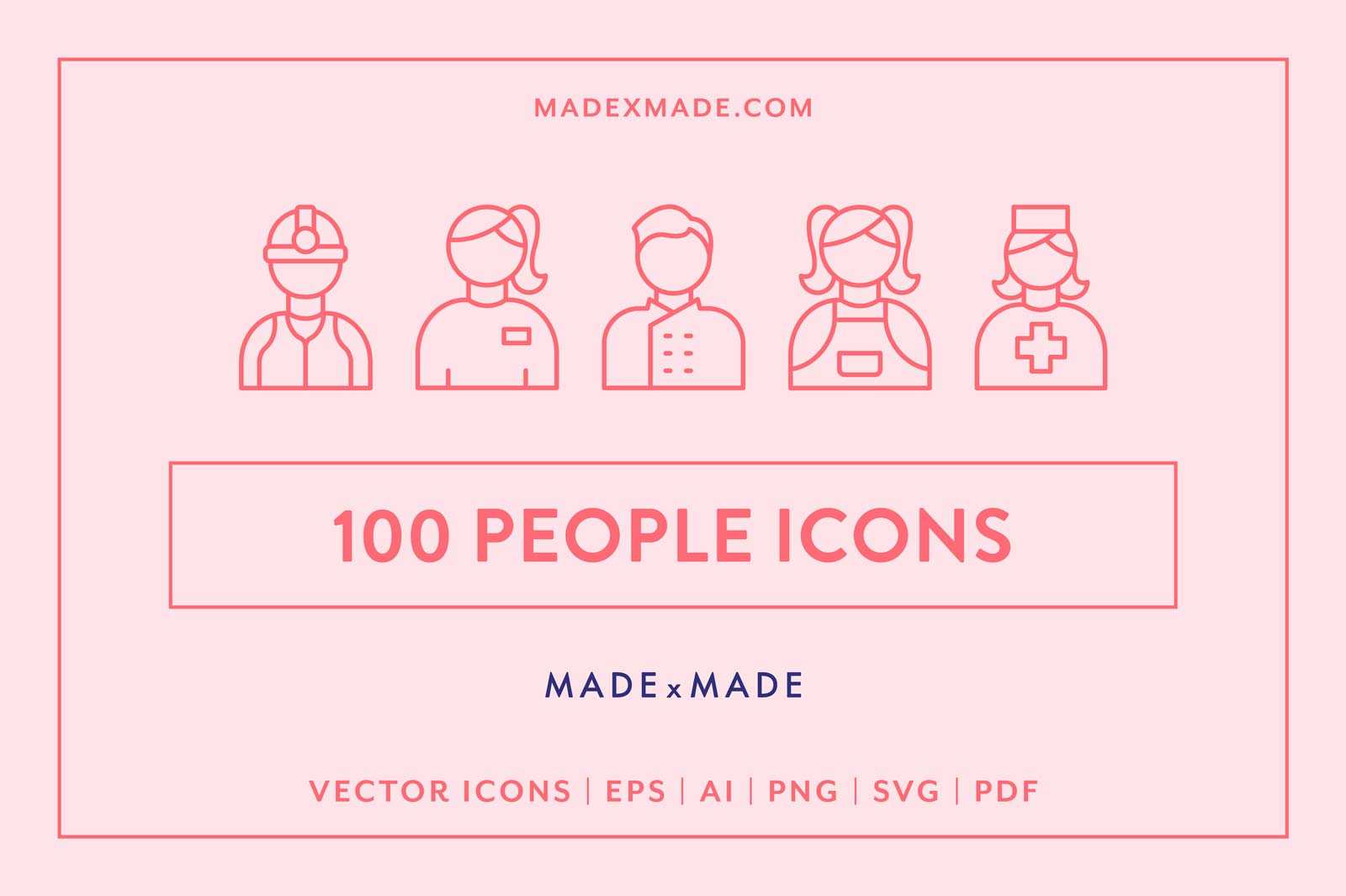 made x made icons people