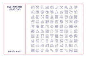 made x made icons restaurant