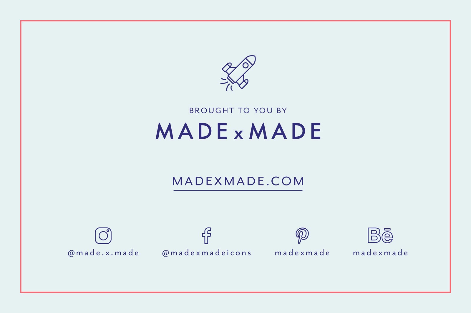 made x made icons technology
