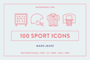 made x made sport icons