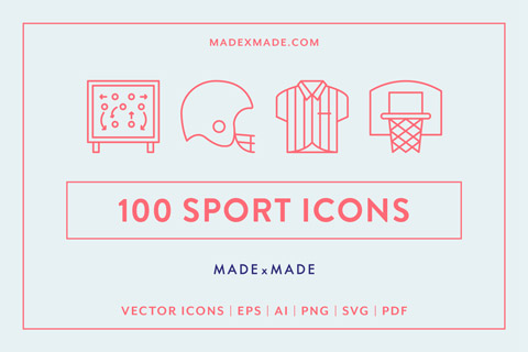 made x made sport icons cover