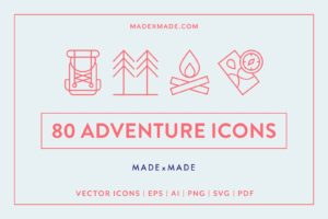 made x made icons adventure