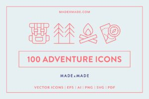 made x made icons adventure