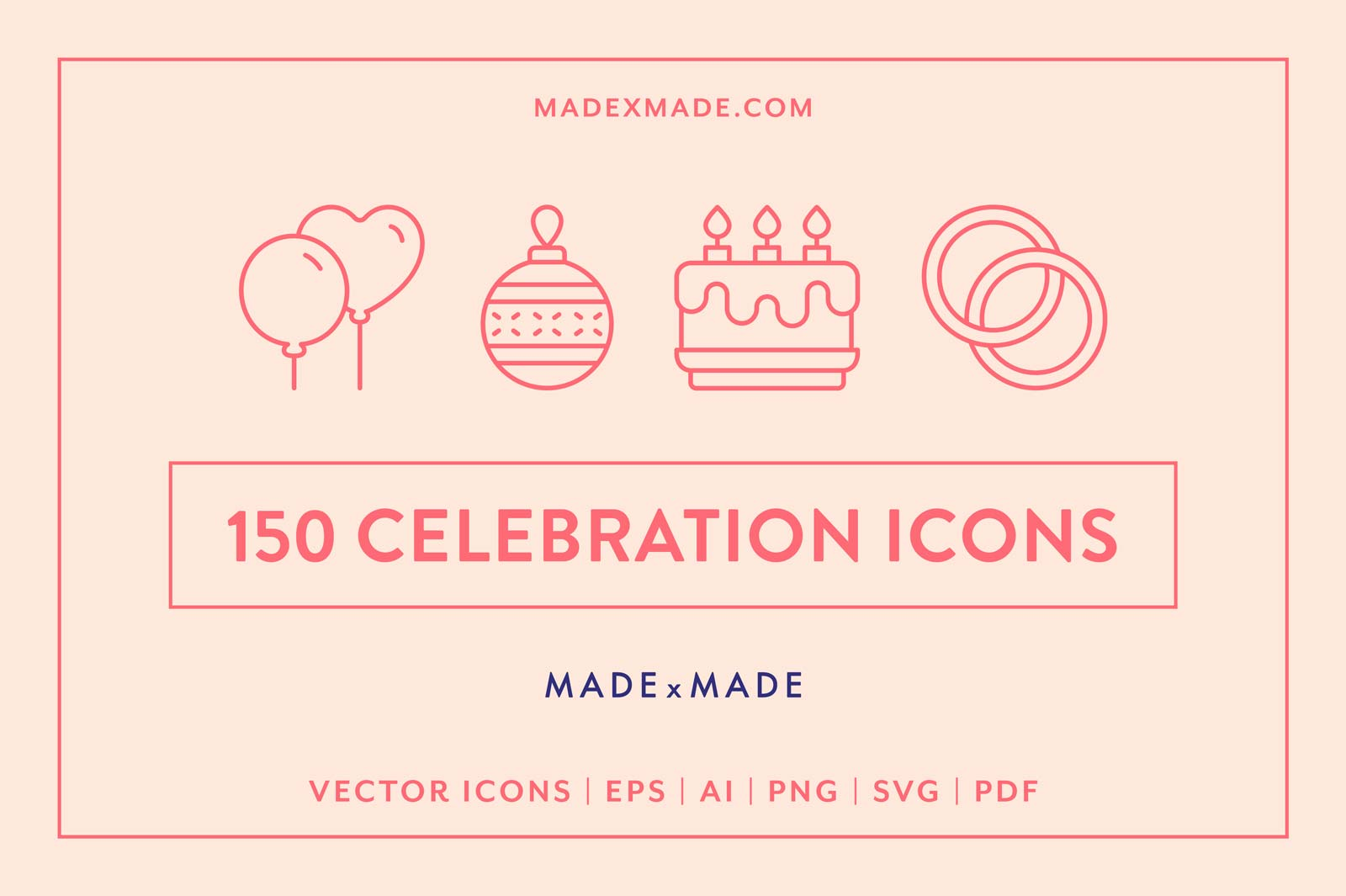 made x made icons celebration