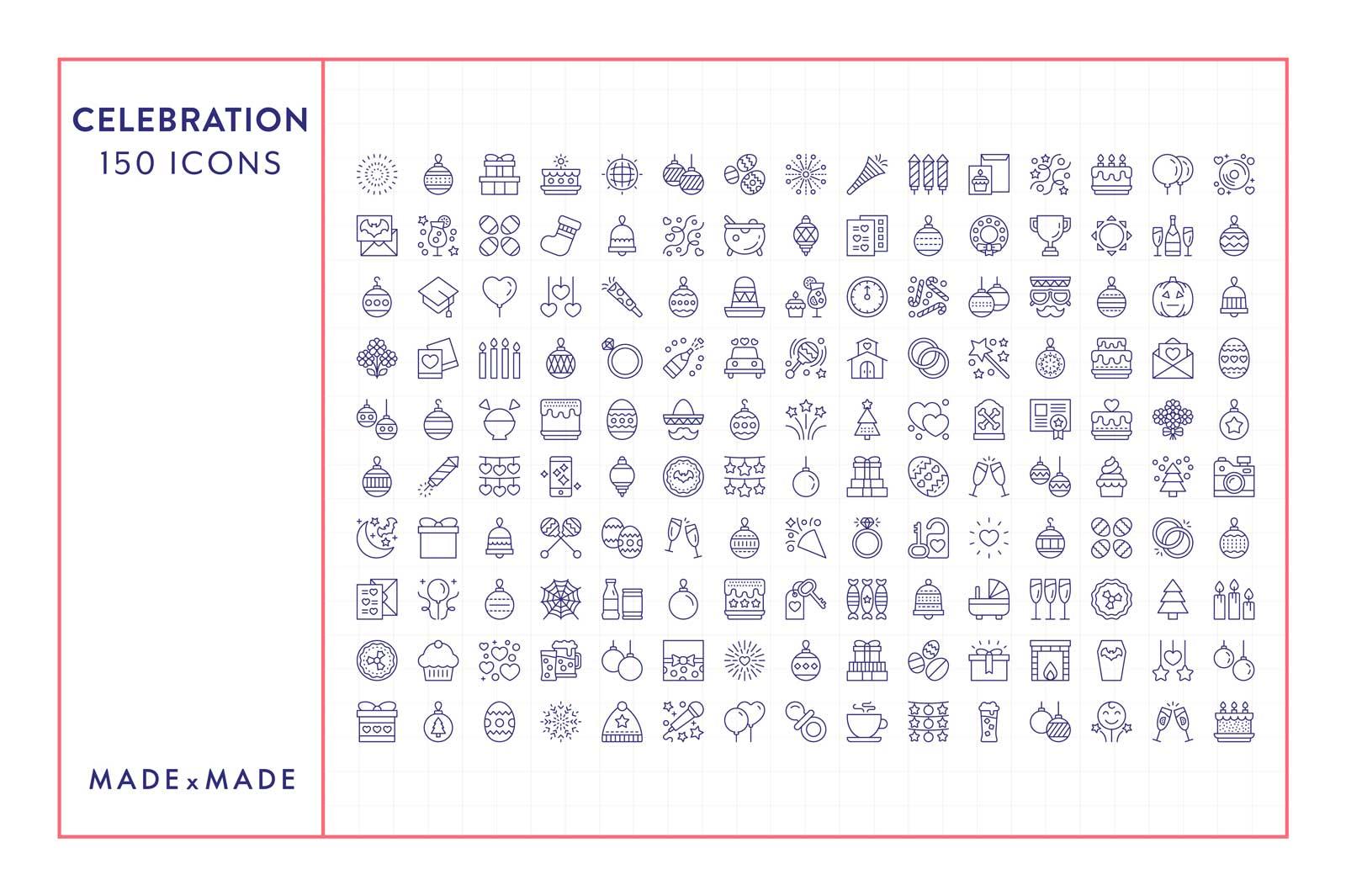 made x made icons celebration