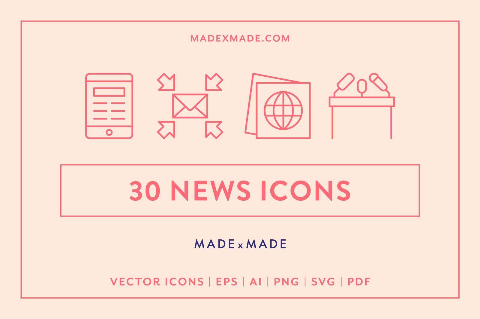 made x made icons news