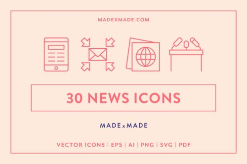 made x made icons news
