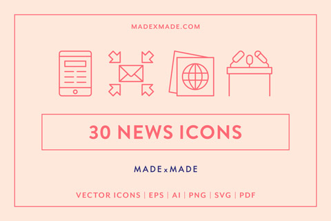 made x made icons news cover