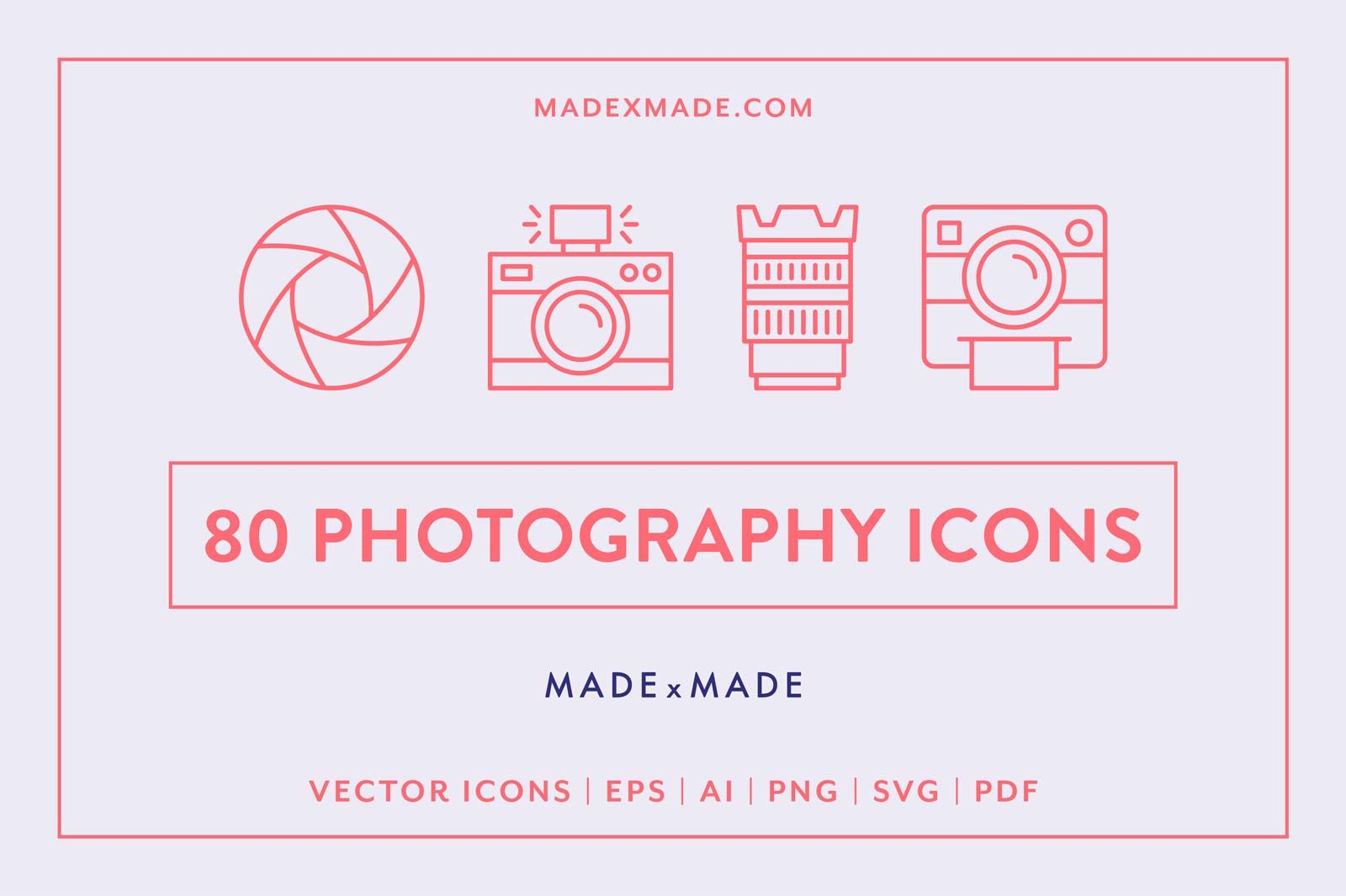 made x made icons photography