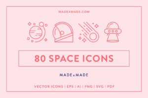 made x made icons space