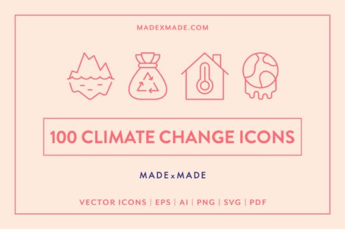 made x made icons climate change