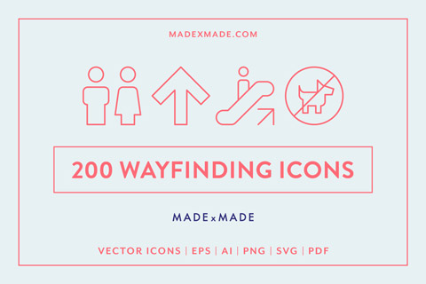 made x made icons wayfinding cover