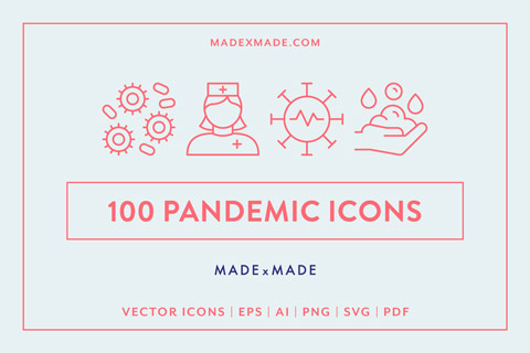made x made icons pandemic cover
