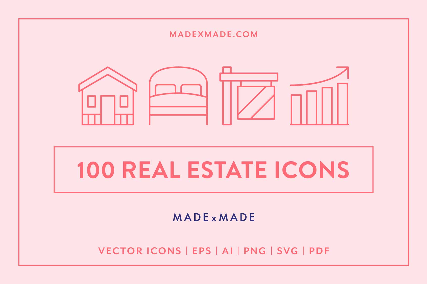 made x made icons real estate