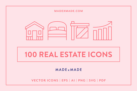 made x made icons real estate cover