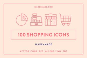 made x made icons shopping