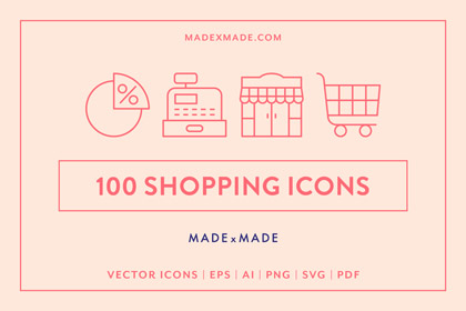 made x made icons shopping cover