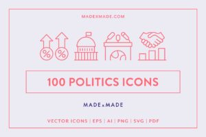 made x made icons politics