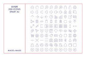 made x made icons ui ux