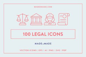 made x made icons legal